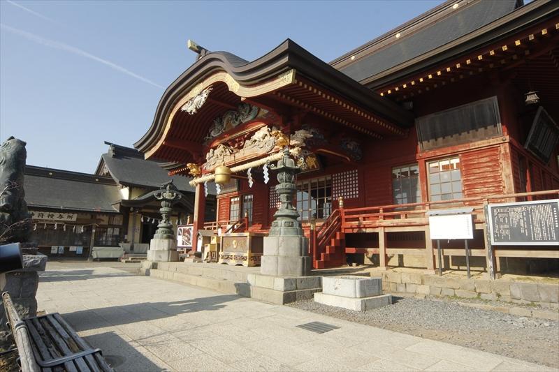 武蔵御嶽神社|宝寿閣