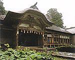 出羽三山神社|斎館(羽黒山参籠所)