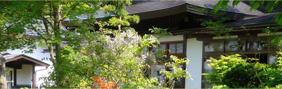 戸隠神社|渡辺旅館