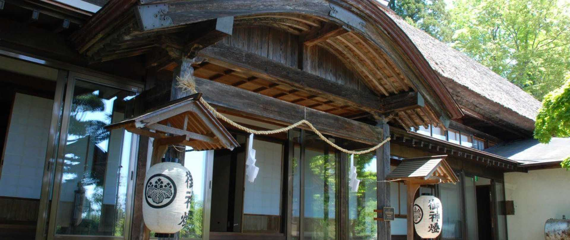 戸隠神社|越志旅館(おしりょかん)