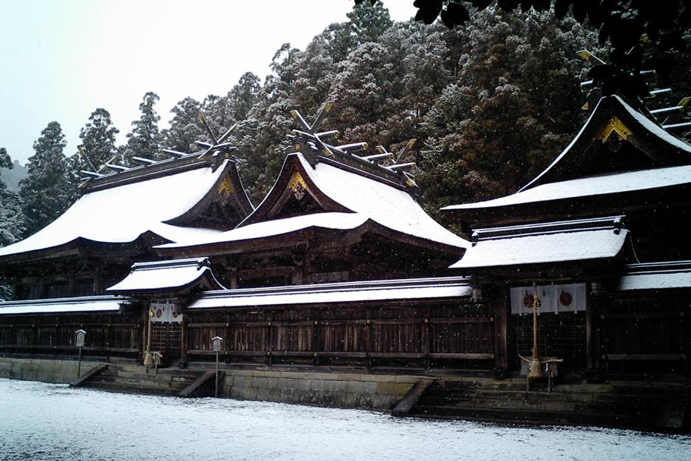 熊野本宮大社|瑞鳳殿