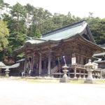 金華山黄金山神社|鳳龍殿